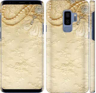 Чехол на Samsung Galaxy S9 Plus Кружевной орнамент
