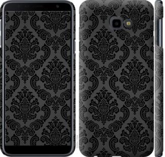 Чехол на Samsung Galaxy J4 Plus 2018 Винтажный узор