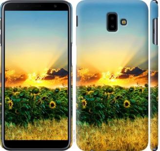 Чехол на Samsung Galaxy J6 Plus 2018 Украина