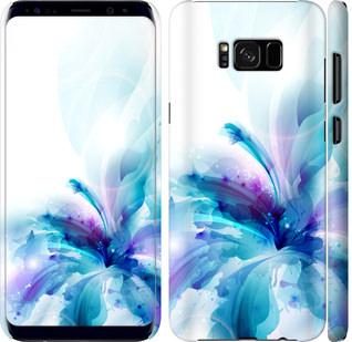 Чехол на Samsung Galaxy S8 Plus цветок