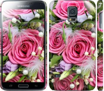 Чехол на Samsung Galaxy S5 g900h Нежность