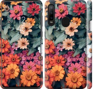 Чехол на Samsung Galaxy A8S Beauty flowers