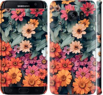 Чехол на Samsung Galaxy S7 Edge G935F Beauty flowers