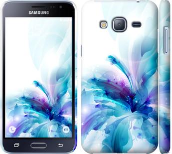 Чехол на Samsung Galaxy J3 Duos (2016) J320H цветок