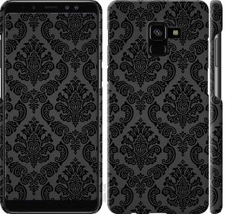 Чехол на Samsung Galaxy A8 Plus 2018 A730F Винтажный узор