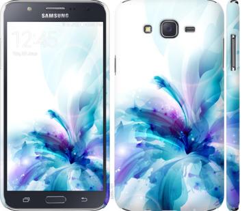 Чехол на Samsung Galaxy J7 J700H цветок