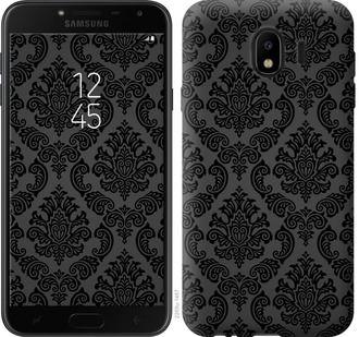Чехол на Samsung Galaxy J4 2018 Винтажный узор