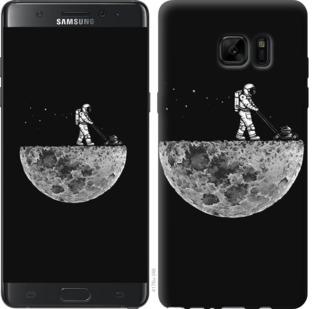 Чехол на Samsung Galaxy Note 7 Duos N930F Moon in dark
