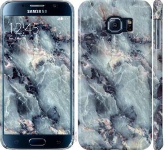 Чехол на Samsung Galaxy S6 G920 Мрамор