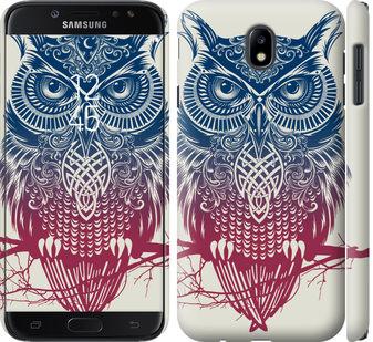 Чехол на Samsung Galaxy J7 J730 (2017) Сова 2