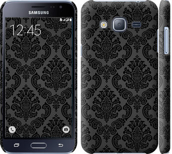 Чехол на Samsung Galaxy J3 Duos (2016) J320H Винтажный узор