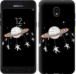 Чехол на Samsung Galaxy J7 2018 Лунная карусель