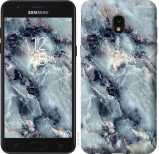 Чехол на Samsung Galaxy J7 2018 Мрамор