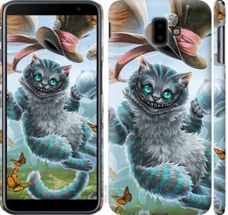 Чехол на Samsung Galaxy J6 Plus 2018 Чеширский кот 2