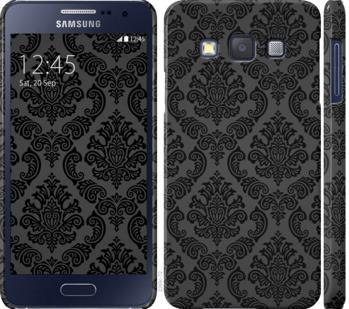 Чехол на Samsung Galaxy A3 A300H Винтажный узор