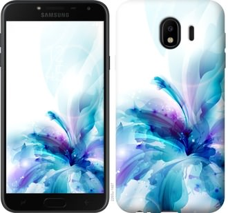 Чехол на Samsung Galaxy J4 2018 цветок