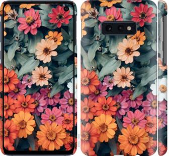 Чехол на Samsung Galaxy S10e Beauty flowers