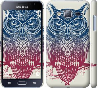 Чехол на Samsung Galaxy J3 Duos (2016) J320H Сова 2