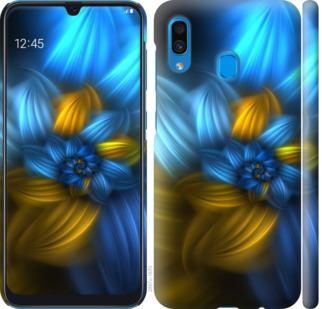 Чехол на Samsung Galaxy A20 2019 A205F Узор 46