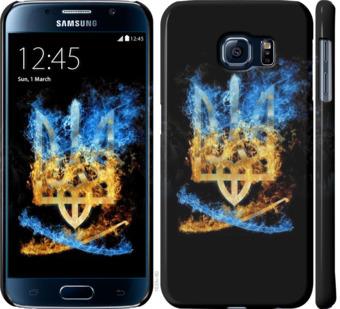 Чехол на Samsung Galaxy S6 G920 Герб
