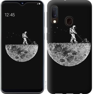 Чехол на Samsung Galaxy A20e A202F Moon in dark