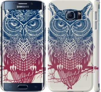 Чехол на Samsung Galaxy S6 Edge G925F Сова 2