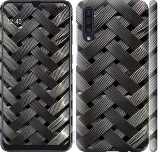 Чехол на Samsung Galaxy A50 2019 A505F Металлические фоны