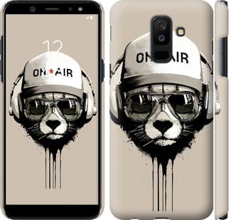 Чехол на Samsung Galaxy A6 Plus 2018 On air