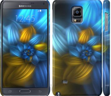 Чехол на Samsung Galaxy Note 4 N910H Узор 46