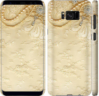 Чехол на Samsung Galaxy S8 Кружевной орнамент