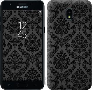 Чехол на Samsung Galaxy J3 2018 Винтажный узор