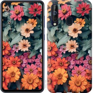 Чехол на Samsung Galaxy A60 2019 A606F Beauty flowers
