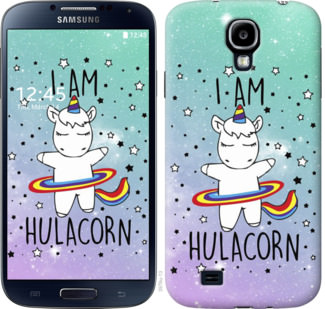 Чехол на Samsung Galaxy S4 i9500 Im hulacorn