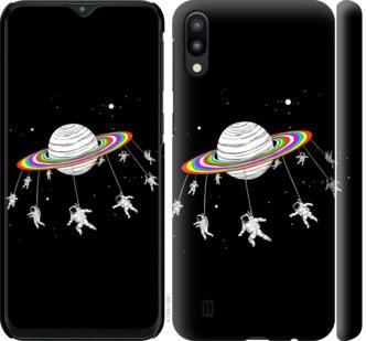 Чехол на Samsung Galaxy M10 Лунная карусель