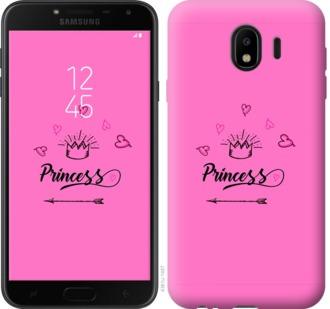 Чехол на Samsung Galaxy J4 2018 Princess