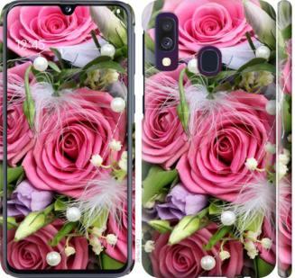 Чехол на Samsung Galaxy A40 2019 A405F Нежность