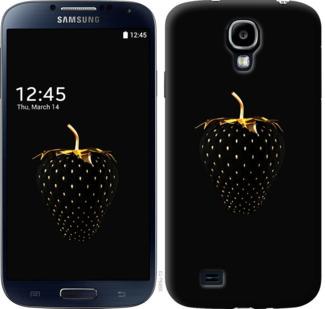 Чехол на Samsung Galaxy S4 i9500 Черная клубника