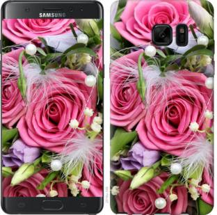 Чехол на Samsung Galaxy Note 7 Duos N930F Нежность
