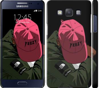 Чехол на Samsung Galaxy A5 A500H logo de yeezy