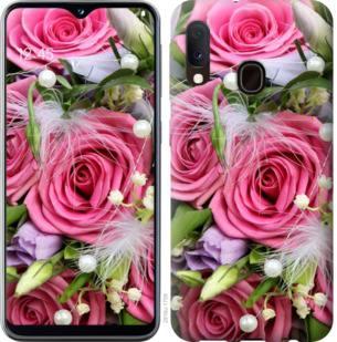 Чехол на Samsung Galaxy A20e A202F Нежность
