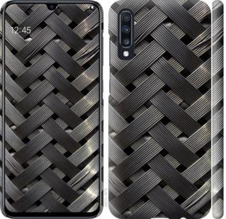 Чехол на Samsung Galaxy A70 2019 A705F Металлические фоны