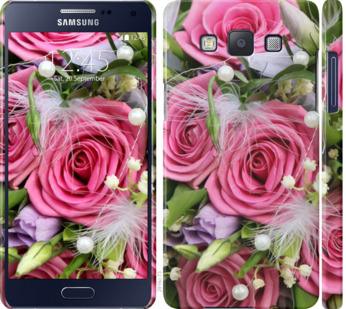 Чехол на Samsung Galaxy A5 A500H Нежность