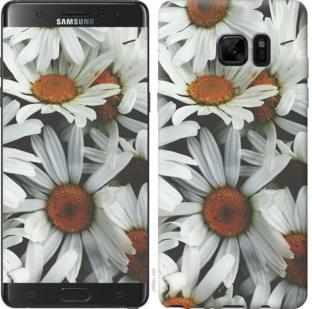 Чехол на Samsung Galaxy Note 7 Duos N930F Ромашки v2