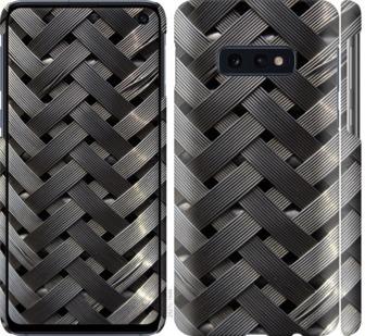 Чехол на Samsung Galaxy S10e Металлические фоны