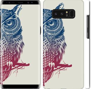 Чехол на Samsung Galaxy Note 8 Сова 2