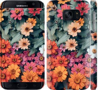 Чехол на Samsung Galaxy S7 G930F Beauty flowers