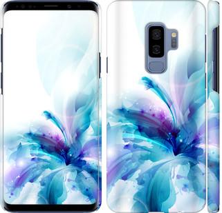 Чехол на Samsung Galaxy S9 Plus цветок