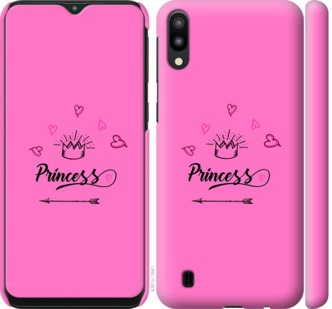 Чехол на Samsung Galaxy M10 Princess
