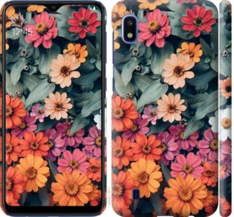 Чехол на Samsung Galaxy A10 2019 A105F Beauty flowers
