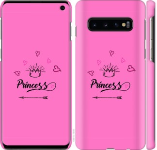 Чехол на Samsung Galaxy S10 Princess
